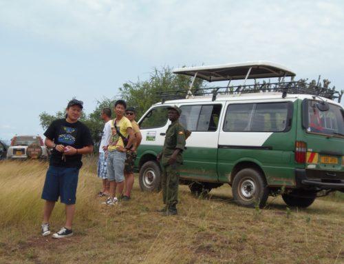 AMY .E. PAULSON – Nyaka Volunteer Trip 10Nights/11 Days