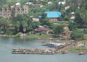 Lake Kivu Congo Nile Trail