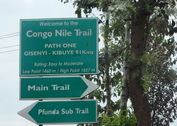 Congo Nile Trail Kibuye